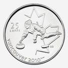 Vancouver Coins 2010 - Curling