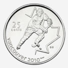 Vancouver Coins 2010 - Ice Hockey