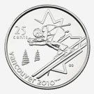 Vancouver Coins 2010 - Alpin Skiing