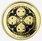Vancouver Coins 2010 - Four Host First Nations
