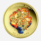 Vancouver Coins 2010 - Olympic Spirit