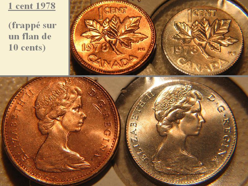 Coins and Canada - Errors and varieties of canadian coins